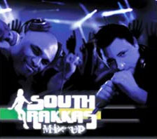 "South Rakkas ""Mix Up"" EP Cover"